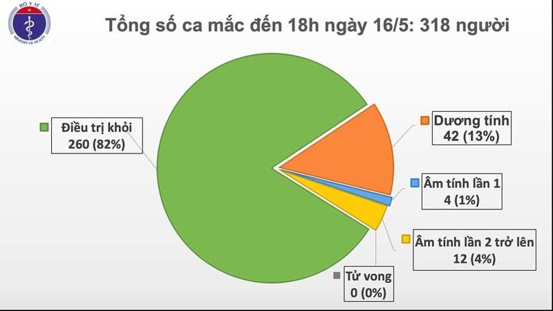 Them 4 benh nhan COVID-19, ca 315 co 17 F1, Viet Nam 318 ca-Hinh-2