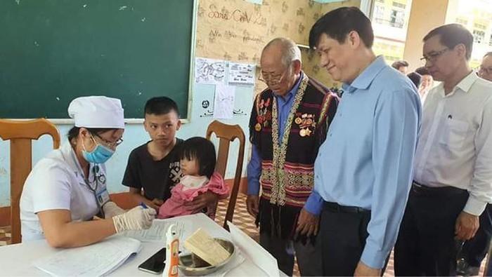 Tay Nguyen ghi nhan 78 ca benh bach hau, nhieu ca khong trieu chung