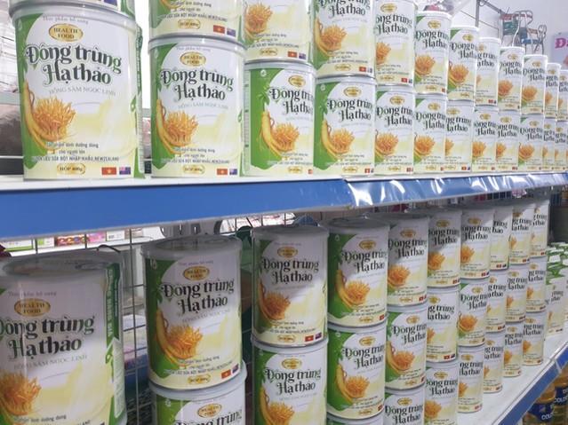 Ngoai Sua bot Hong sam Ngoc Linh, Newzealand Milk con san pham nao?-Hinh-2