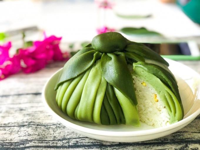 Cach lam xoi hoa dau Han Quoc dep nhu hoa khien chi em thich me-Hinh-2