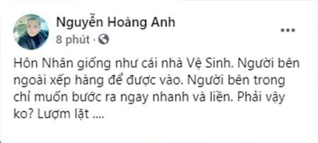 Hau ly hon ba xa Viet kieu, Hoang Anh chia se quan diem soc-Hinh-2