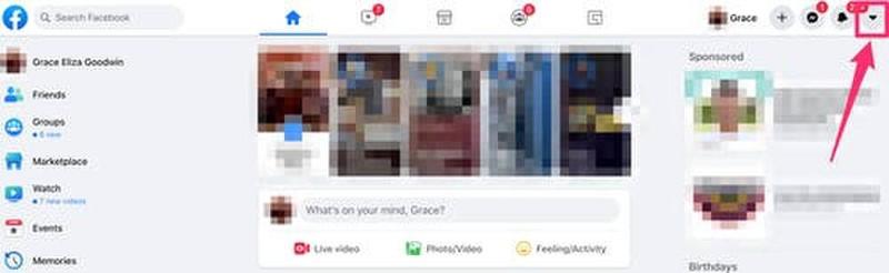 Cach mo che do Dark Mode cua Facebook tren tat ca cac thiet bi-Hinh-5