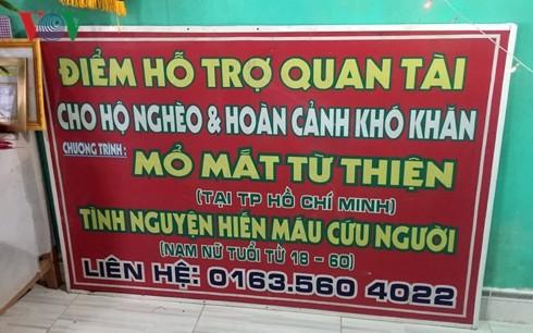 Nhung cau chuyen hien tang: Cho di de duoc hoi sinh