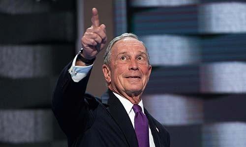 "Michael Bloomberg: ""That bai thuong dan den mot cai gi do tot dep hon"""