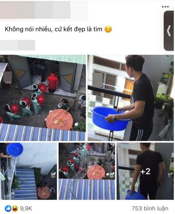 Thanh nien do nguyen chau nuoc vao dan phu dau gay phan no