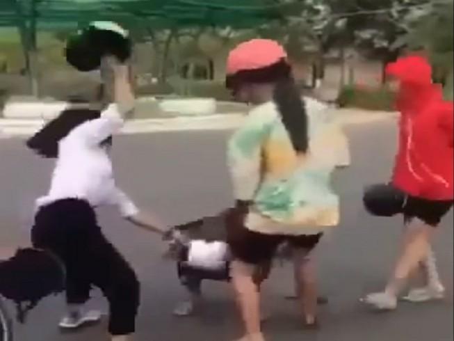 Dong Thap: Nu sinh bi danh hoi dong bang non bao hiem
