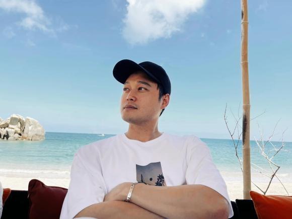 Quang Vinh hiem hoi cong khai dang anh chung khung hinh voi Ly Qui Khanh-Hinh-4