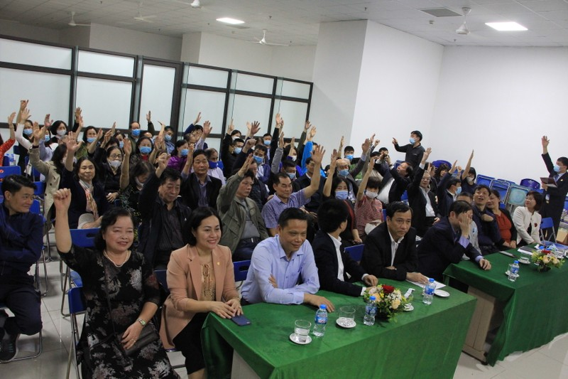 Ung cu DBQH: TSKH Phan Xuan Dung nhan tin nhiem tuyet doi cua cu tri noi cu tru-Hinh-5