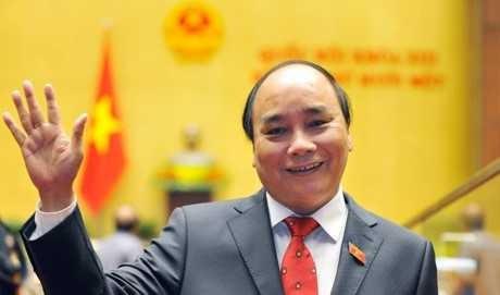 Quoc hoi tien hanh quy trinh mien nhiem Thu tuong Nguyen Xuan Phuc