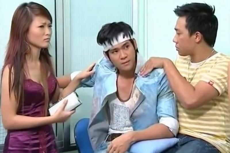 Tran Thanh, Lan Ngoc thoi dong vai phu