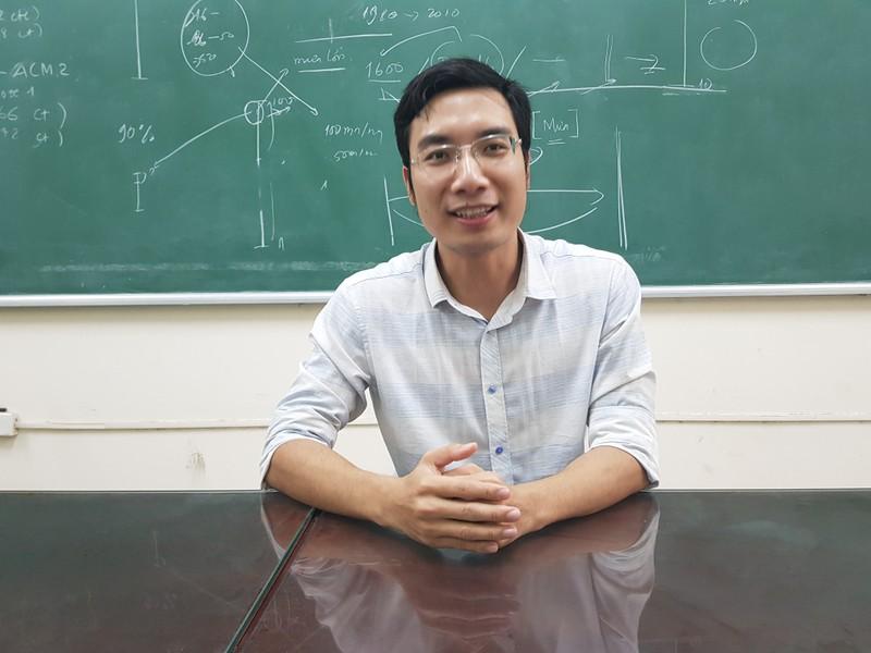 """""""Trai ngot"""" cua tien si 8X duoc de cu giai thuong Ta Quang Buu"""