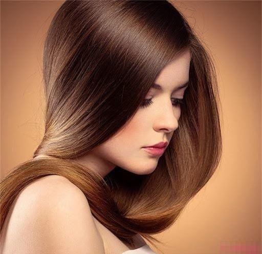 Top kiểu tóc màu nâu khói đẹp trẻ trung nhất năm 2020 bạn nên thử - Ảnh 11.