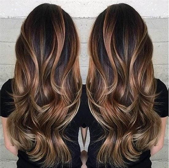Top kiểu tóc màu nâu khói đẹp trẻ trung nhất năm 2020 bạn nên thử - Ảnh 3.