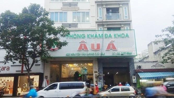 Phong kham da khoa Au A thue chung chi hanh nghe duoc kham chua gi?