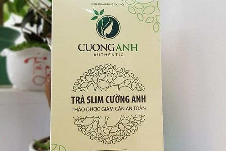 Tra giam can Slim Cuong Anh bi canh bao, tung vuong nghi van chua chat cam?