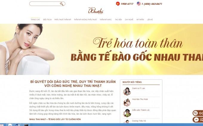 TMV Kho Thi nhieu nam lien tuc sai pham: Chan dung GD Hoa hau Thu Hoai