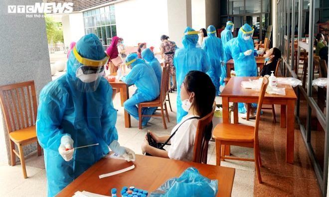 Them mot ca COVID-19 duoc cach ly ngay tai Ninh Binh