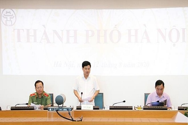 Pho Chu tich Ha Noi: Ca duong tinh nCoV moi ghi nhan khong lien quan den Da Nang