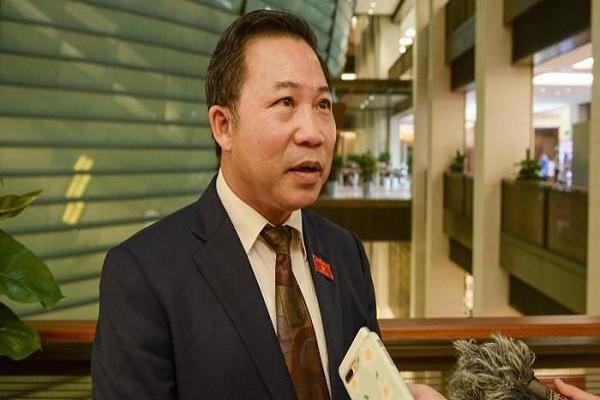 Vi sao ong Luu Binh Nhuong khong ung cu DBQH khoa XV?