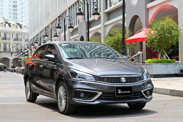 Suzuki tang thoi gian bao hanh xe du lich, uu tien may xang-Hinh-2