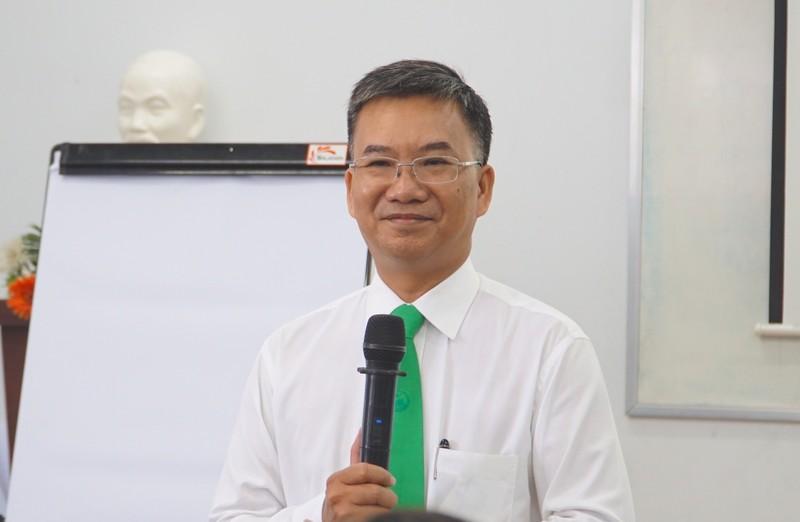 Chan dung tan Tong Giam doc Tap doan Mai Linh