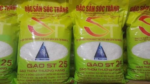 Gao ST25: Tran lan cho mang, loan gia... mua sao chuan?-Hinh-3