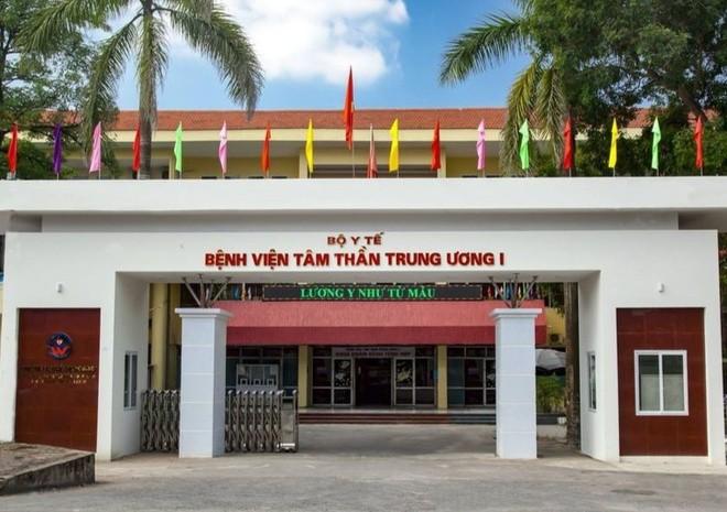 Bo Y te chi dao khan vu duong day ma tuy trong BV Tam than Trung uong