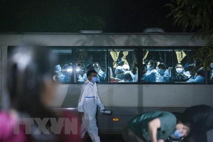 Viet Nam khong ghi nhan ca nhiem COVID-19 moi trong sang 17/10