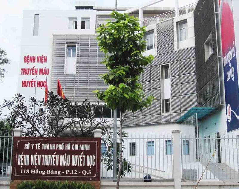 Benh vien thay the thuoc thai sat gia re, So Y te TP.HCM noi gi?