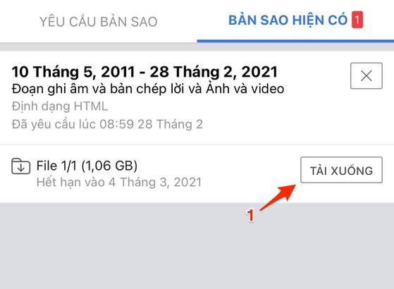 Cach tai toan bo hinh anh tren Facebook ve iPhone-Hinh-3