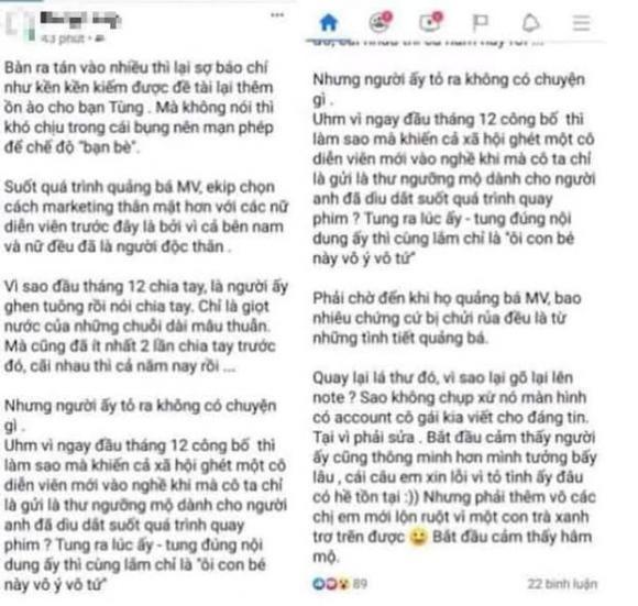 Thuyet am muu to Thieu Bao Tram dung sau scandal cua Son Tung - Hai Tu
