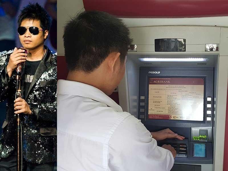Mot ca si khiem thi bi tu choi mo the ATM