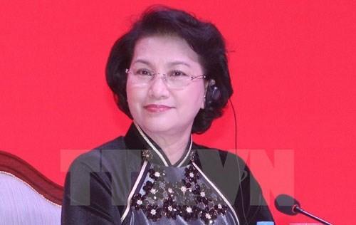CTQH Nguyen Thi Kim Ngan du Hoi nghi cac nu CTQH the gioi