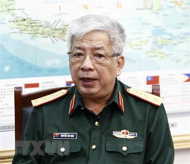 Thuong tuong Nguyen Chi Vinh tiep Giam doc USAID Viet Nam