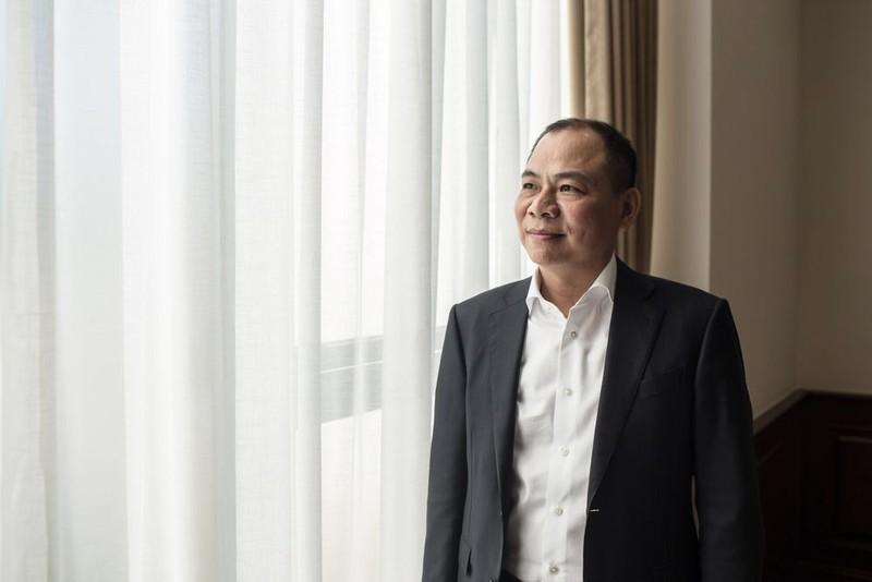 Bloomberg: VinFast du dinh xay dung nha may san xuat o to tai My