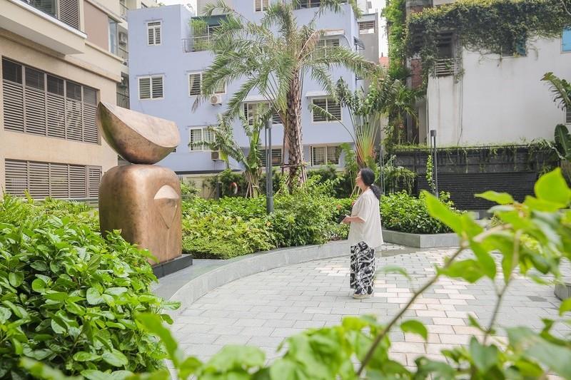 Van Phu - Invest dua kho bau cua nha dieu khac Le Cong Thanh vao doi song-Hinh-5