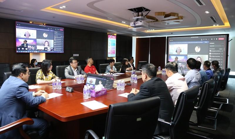 TNG Holdings Vietnam tien phong ung dung CNTT vao quan ly va kinh doanh bat dong san