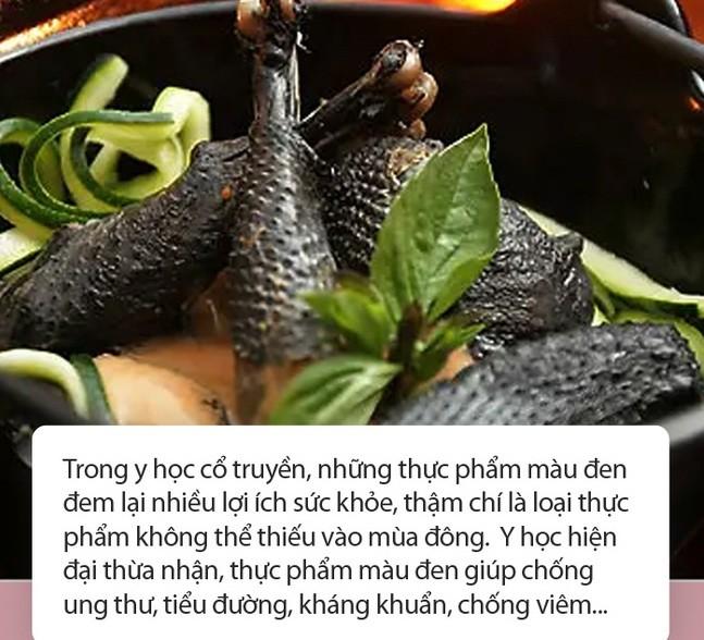 Loai thuc pham mau den phu nu cang an se cang khoe va tre