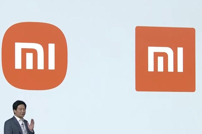 Logo moi cua Xiaomi gay tranh cai