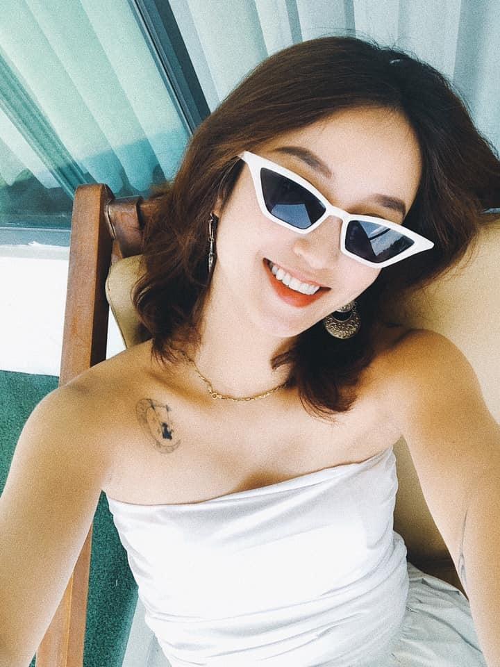 """Xuyt xoa nhan sac """"me bim"""" Mi Van trong anh du lich cuc """"chill""""-Hinh-12"""