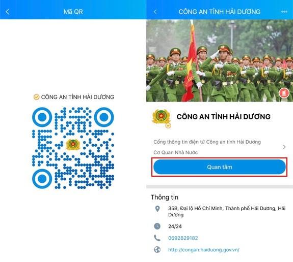 Cong an Hai Duong ra thong bao truy vet khan ve o dich o Kim Thanh-Hinh-2