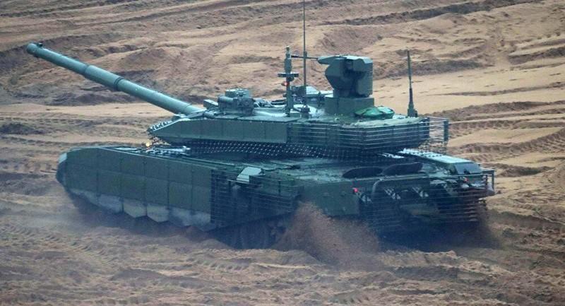Khong phai T-14, hien tai day moi la xe tang manh nhat cua Nga-Hinh-6