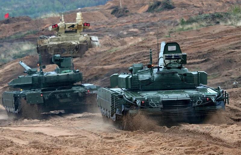 Khong phai T-14, hien tai day moi la xe tang manh nhat cua Nga-Hinh-8