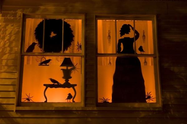 """3 y tuong trang tri phong ngu Halloween rung ron """"chat"""" ngat-Hinh-2"""