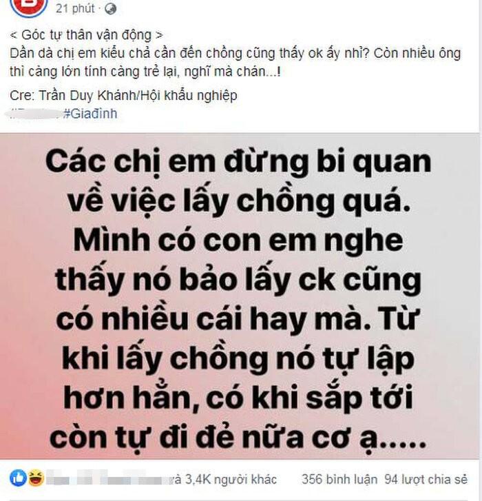 'Cuoi ngat' loi khuyen lay chong cho 'hoi chi em'