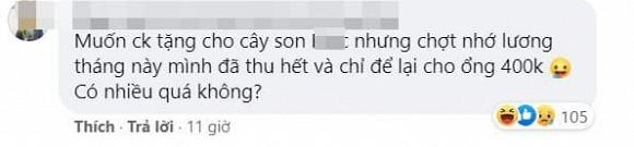 Hoi chi em cam het tien luong ,canh may rau biet phai song sao?-Hinh-2