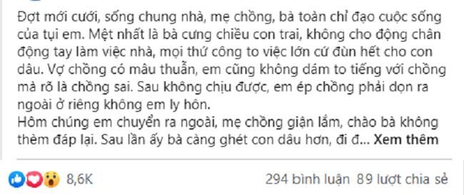 Khong vua long voi chau noi, me chong trach nang dau con hu tai me