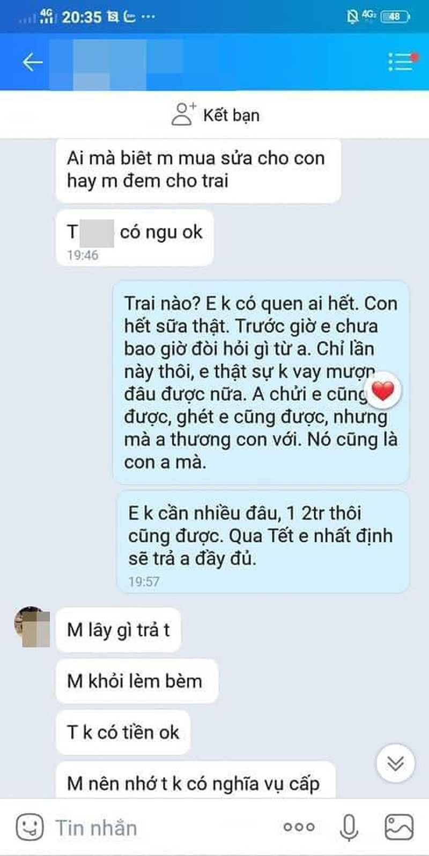 Toi vay chong cu tien mua sua cho con, ket cuc nhan dau long-Hinh-4