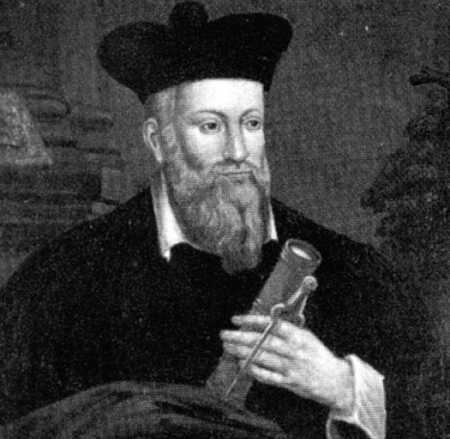 Nha tien tri Nostradamus co that su doan duoc tuong lai?
