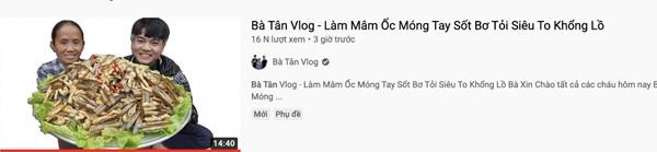 Lam mon an cau ky nhung Ba Tan Vlog van bi nguoi xem quay lung-Hinh-5